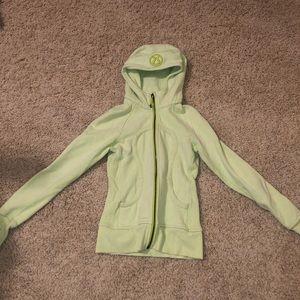 Lulu lemon comfy jacket